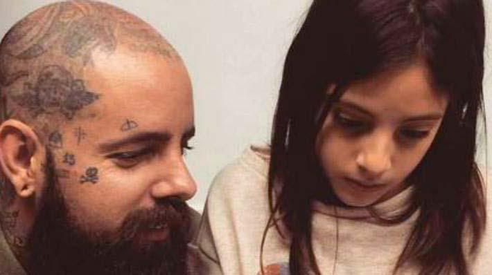 tico santa cruz e barbara divulgação instagram - Filha de Tico Santa Cruz tem déficit de atenção e hiperatividade (TDAH)