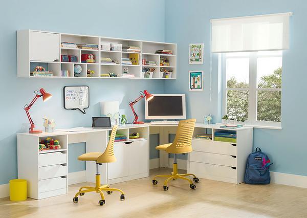tok stok ambientada 1web  - Opções Tok&Stok de cadeiras e escrivaninhas