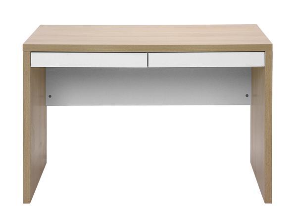 tok stok mesa com duas gavetas boss web  - Opções Tok&Stok de cadeiras e escrivaninhas