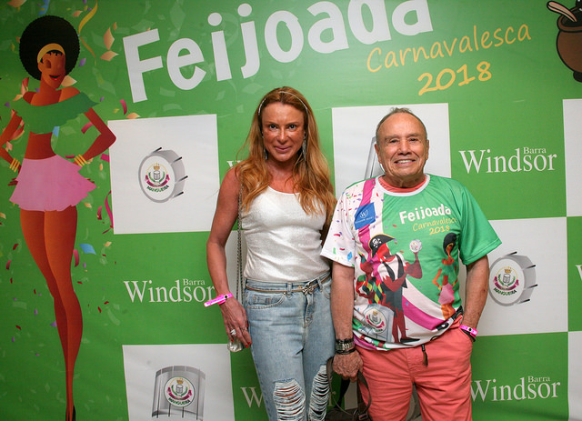 39308299725 72ab359b19 z - Famosos prestigiam a Feijoada Carnavalesca do Windsor Barra