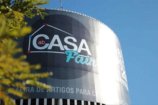 ABCasa Fair 2018 - Maior feira brasileira de artigos para casaentre 19 e 23 de fevereiro