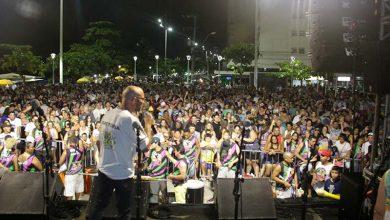 Photo of Abertura do Carnaval reuniu milhares em Balneário Camboriú