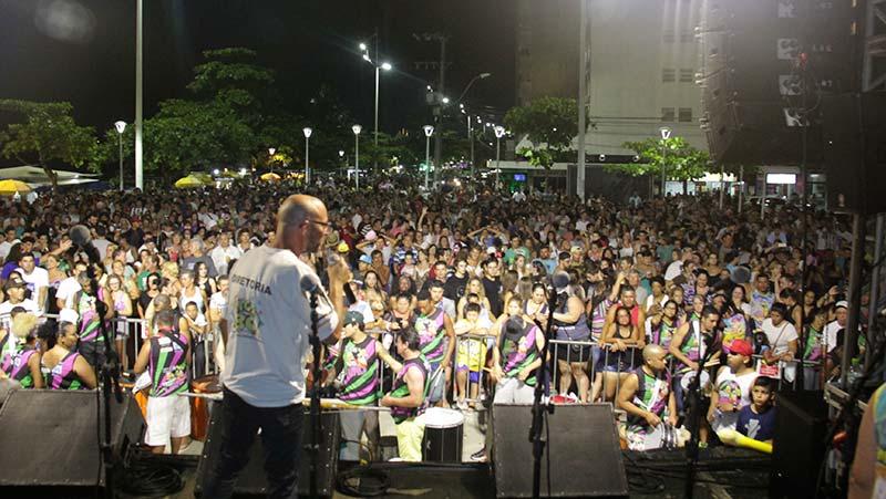 Abertura Carnaval Ivan Rupp 09 02 2018 141 - Abertura do Carnaval reuniu milhares em Balneário Camboriú