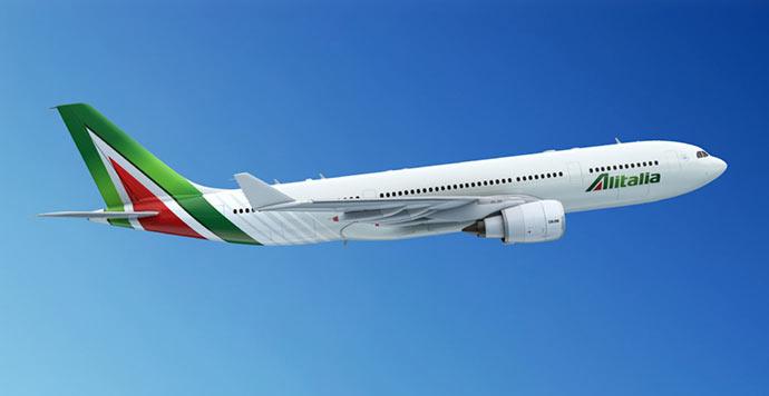 Alitalia e Aerolíneas Argentinas fecham acordo de cooperação - Alitalia e Aerolíneas Argentinas fecham acordo de cooperação