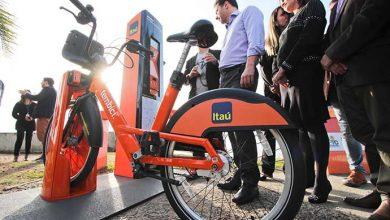 Apresentação do Novo Modelo de Bicicleta e de Estação do Sistema BikePoa 390x220 - Prefeitura de Porto Alegre anuncia cronograma do novo sistema de aluguel de bikes