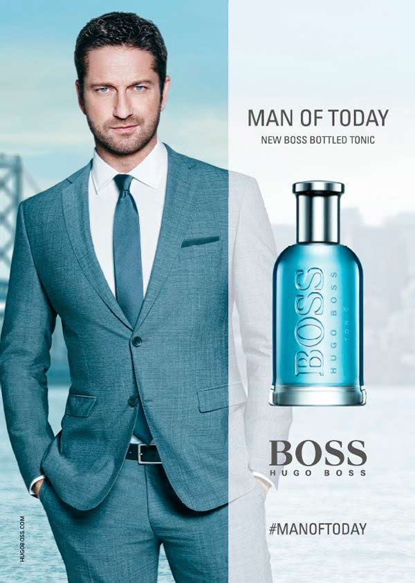 Revista News BOSS-BOTTLED-TONIC Hugo Boss lança fragrância masculina Boss Bottled Tonic
