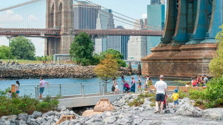 Brooklyn Bridge Park - BRAND USA anuncia roadshow pelo Brasil