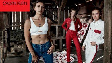Calvin Klein Jeans e Calvin Klein Underwear 5 390x220 - CALVIN KLEIN JEANS: Campanha global apresenta Millie Bobby Brown, Paris Jackson e Lulu Tenney
