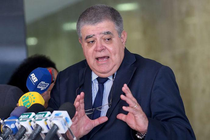 Carlos Marun5 - Marun diz que reforma ministerial será anunciada em abril