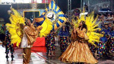 Carnaval 2018 Curitiba 4 390x220 - Escolas de samba em Curitiba levam 30 mil foliões para a rua