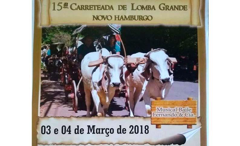 Revista News Carreata-de-Leomba-Grande 15ª Carreteada de Lomba Grande ocorre no próximo final de semana