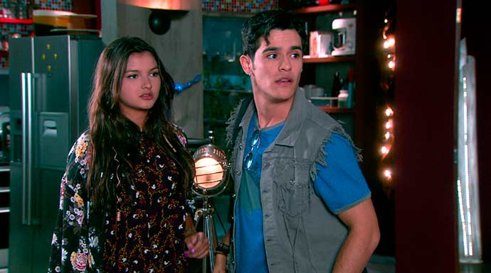 Cassandra e o namorado 01 - Carinha de Anjo - Resumo dos Capítulos 326 a 330 (19.02 a 23.02)