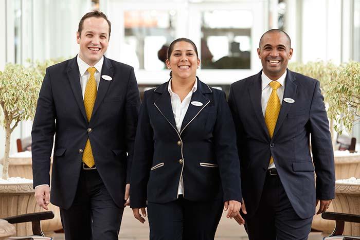 Change Managment Group 3 - Senac EAD capacita profissionais para grandes hotéis e até pequenas pousadas