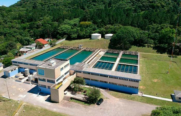 Corsan Santa Maria RS - Corsan conclui obras e amplia abastecimento de água em Santa Maria