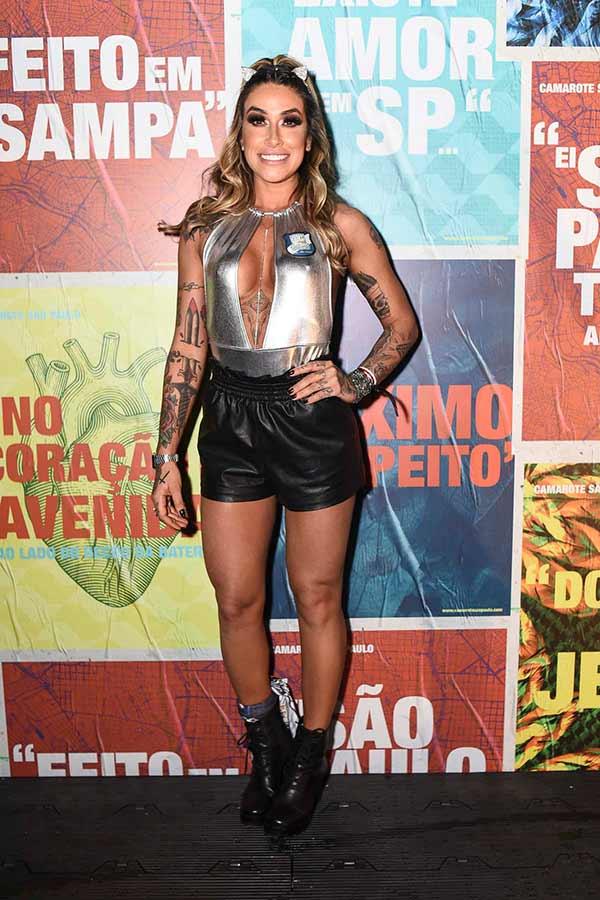 Dani Bolina 0419 - Celebridades no Camarote São Paulo