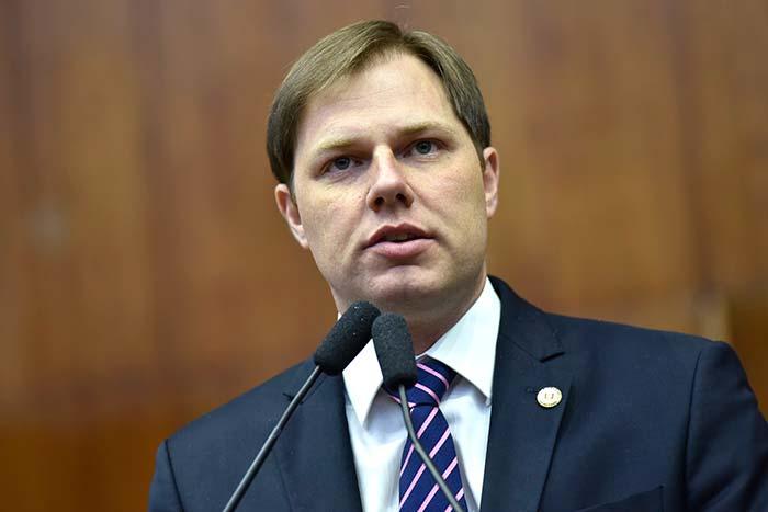 DeputadoLucas Redecker - Deputados tucanos buscam aprovação de emenda ao Regime de Recuperação Fiscal