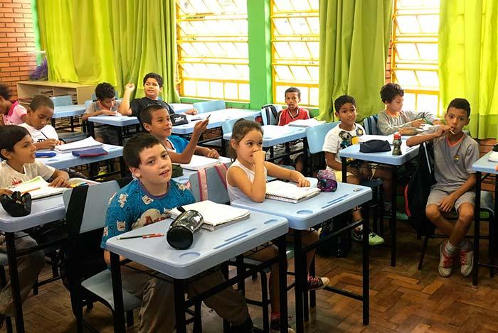 Ensino Fundamental Porto Alegre 2018 - Aulas do Ensino Fundamental começam em 14 de março