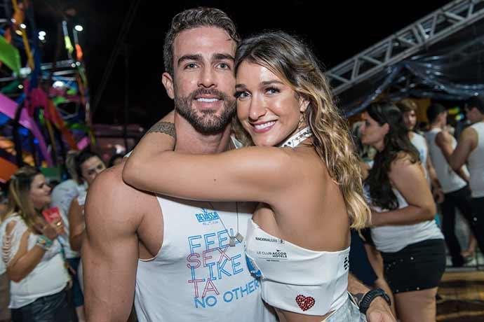 Erasmo Viana e Gabriela Pugliesi 23 - Camarote Salvador reúne celebridades