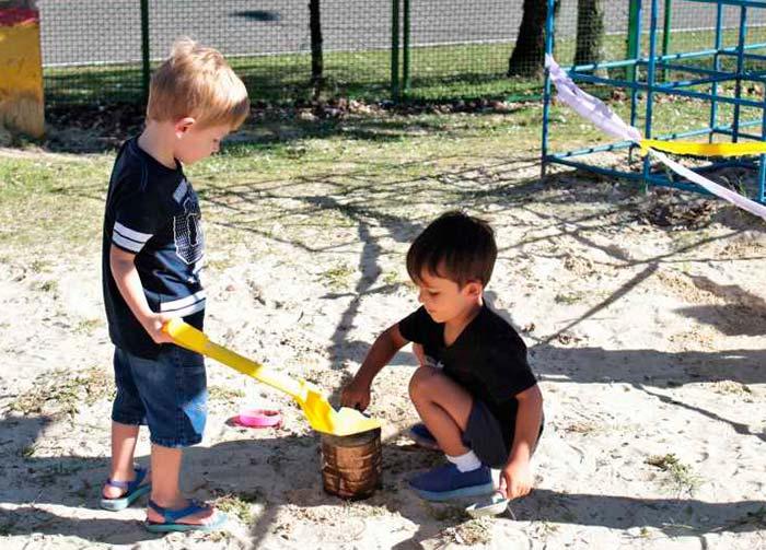Escolas infantis Gramado RS - Em Gramado educação Infantil recebeu 218 alunos nos polos