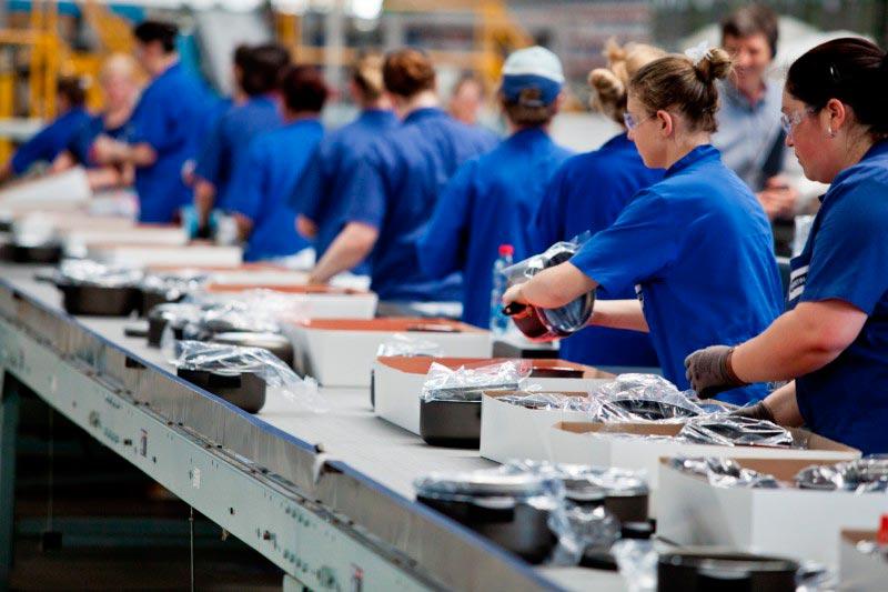 Fábrica da Tramontina - Indústria gaúcha inicia o ano com perspectiva de expansão