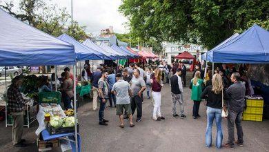 Feira Praça Tiradentes São Leopoldo 390x220 - Sábado é dia de Feira do Alimento Saudável em São Leopoldo