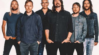"Foo Fighters1 1 390x220 - Foo Fighters vence BRIT Awards de ""Melhor Banda Internacional"""