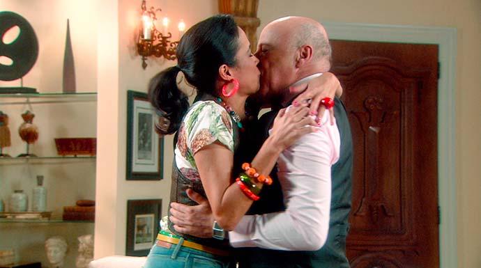 Franciely e Silvestre se beijam 02 - Carinha de Anjo - Resumo dos Capítulos 331 a 335 (26.02 a 02.03)