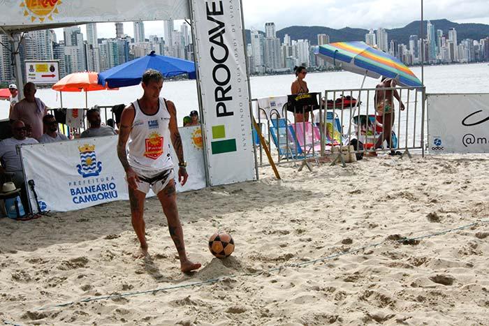 Futevôlei Balneário Camboriú - Campeonato Municipal de Futevôlei encerrou o Viva Verão em Balneário Camboriú