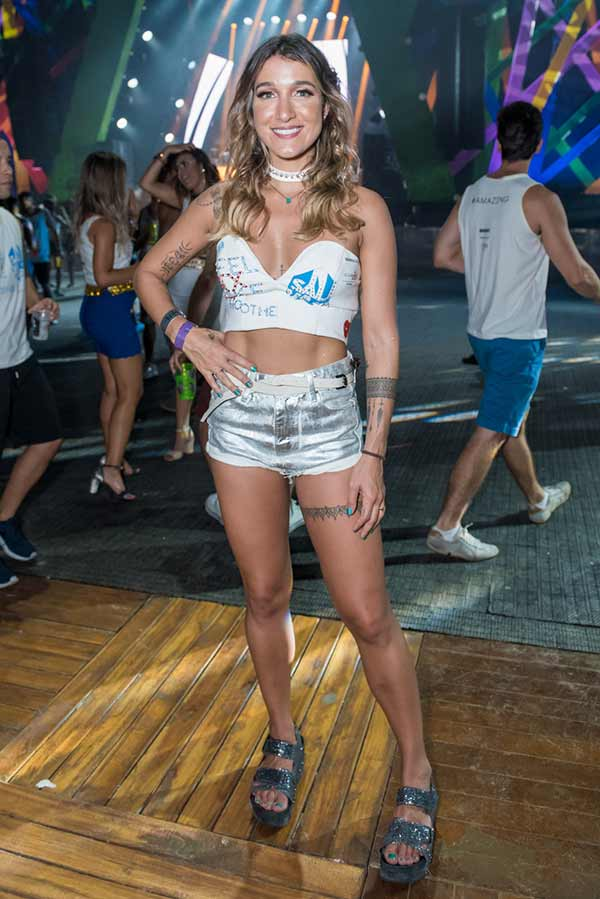 Gabriela Pugliesi 5 - Camarote Salvador reúne celebridades