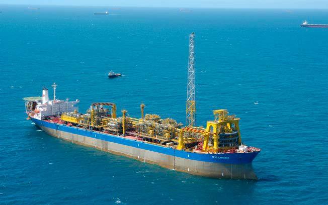 GerarNovaImagem 1 - Produção de petróleo e gás natural em janeiro