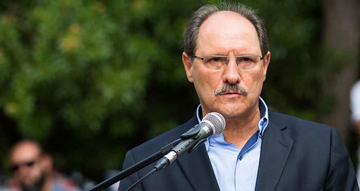 Governador do RS Ivo Sartori - Sartori participa da abertura da 28ª Colheita do Arroz em Cachoeirinha