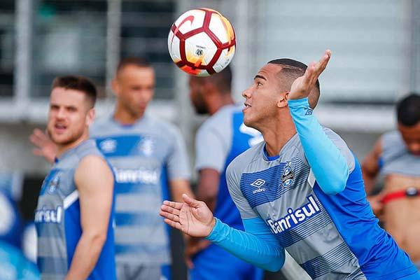Grêmio Recopa 1 - GRÊMIO INICIA PREPARAÇÃO PARA FINAL DA RECOPA SUL-AMERICANA