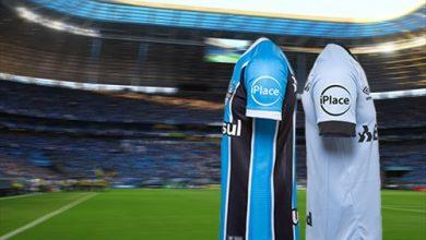Grêmio contrato iPlace 390x220 - GRÊMIO RENOVA CONTRATO DE PATROCÍNIO COM IPLACE PARA O ANO TODO