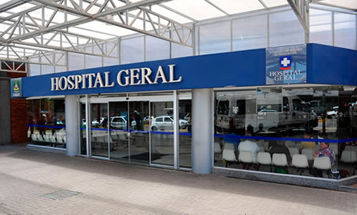 Hospital Geral de Caxias do Sul - Hospital Geral de Caxias do Sul terá R$ 966,5 mil ampliar e qualificar atendimentos do SUS