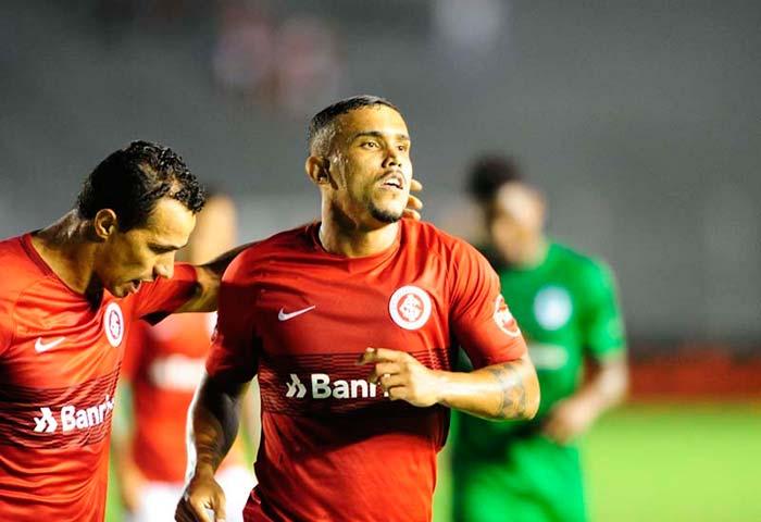 Inter e Boavista RJ 1 - Inter empata em 1 a 1 e avança na Copa do Brasil