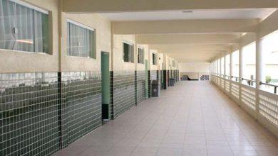 Joinville inauguração de escola 1 390x220 - Governador Eduardo Pinho Moreira inaugura escola em Joinville