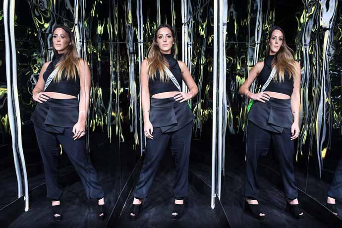 Julia Arcangeli 6 - Schutz lança coleção de Inverno 18 com jantar exclusivo e experiência sensorial