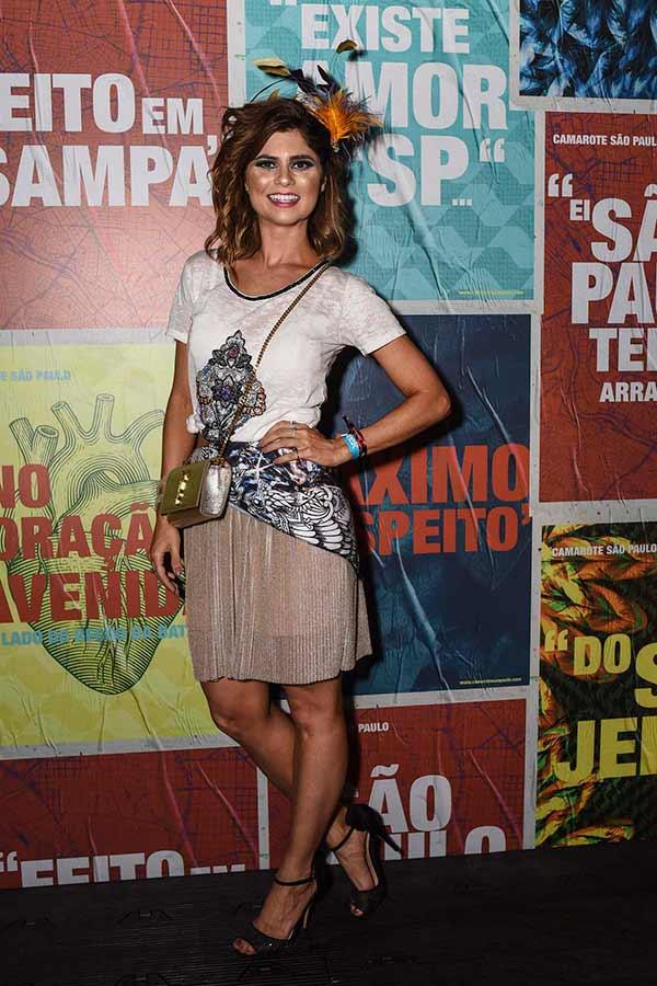 Juliana Trevisol 0487 - Celebridades no Camarote São Paulo