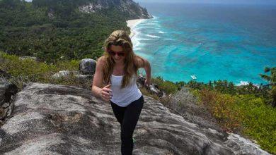 Karina Oliani em Seychelles 390x220 - Lugares pelo mundo para cada tipo de esportista