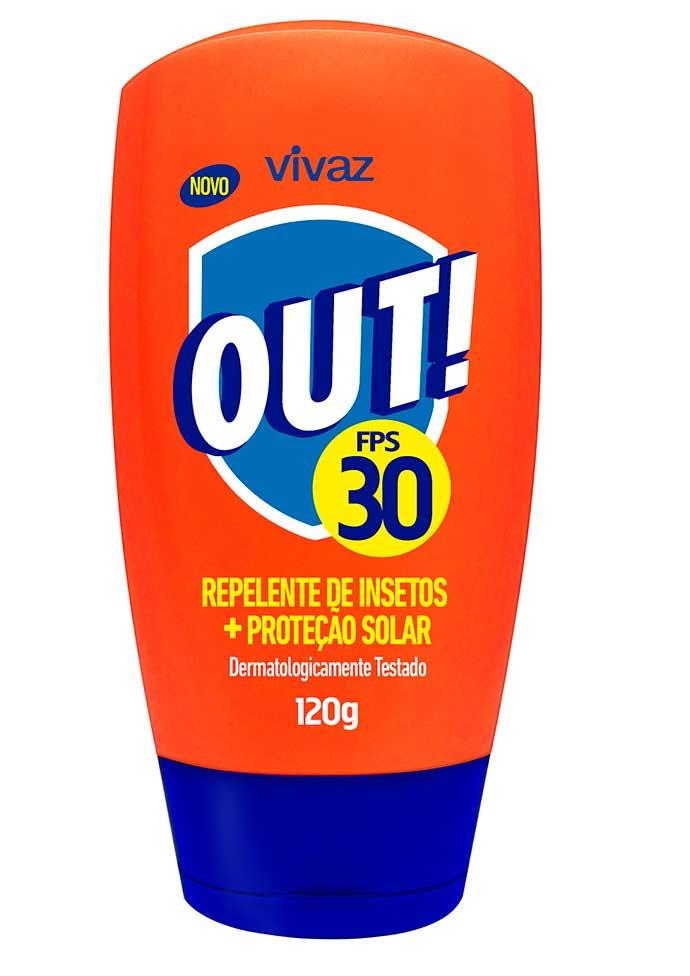 LOCAO REPELENTEFPS30 1 - Lifar lança repelente com protetor solar
