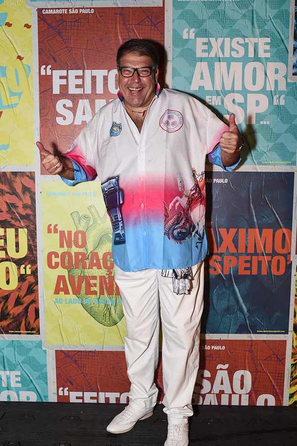 Luciano Faccioli 0348 - Celebridades no Camarote São Paulo