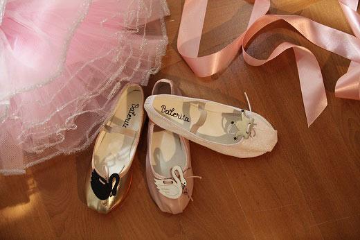 Marca de sapatilhas infantis cria pins inspirados em clássicos do ballet - Marca de sapatilhas infantis cria pins inspirados em clássicos do ballet