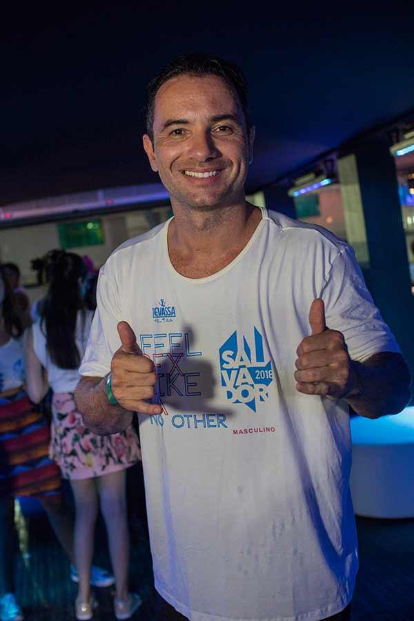 Marco Luque 2 - Camarote Salvador reúne celebridades