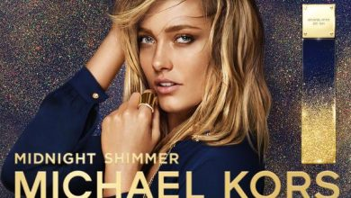 Michael Kors Midnight Shimmer 390x220 - Nova fragrância Michael Kors Midnight Shimmer