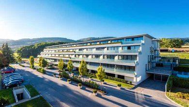 Photo of Clínica médica com serviço de hotel 5 estrelas na Suíça