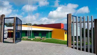 Nova Escola em Caxias do Sul 390x220 - Escola Municipal Cidade Nova de Caxias completa um ano de funcionamento
