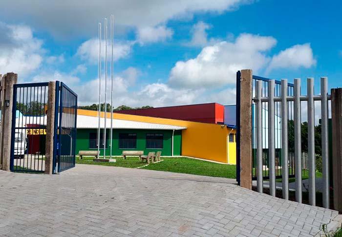 Nova Escola em Caxias do Sul - Caxias do Sul ganhará nova escola na segunda-feira (19/02)