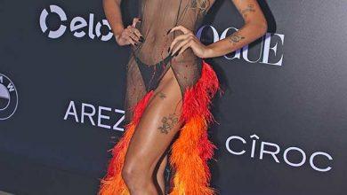 Pablo Vittar 1 390x220 - Fotos Baile da Vogue