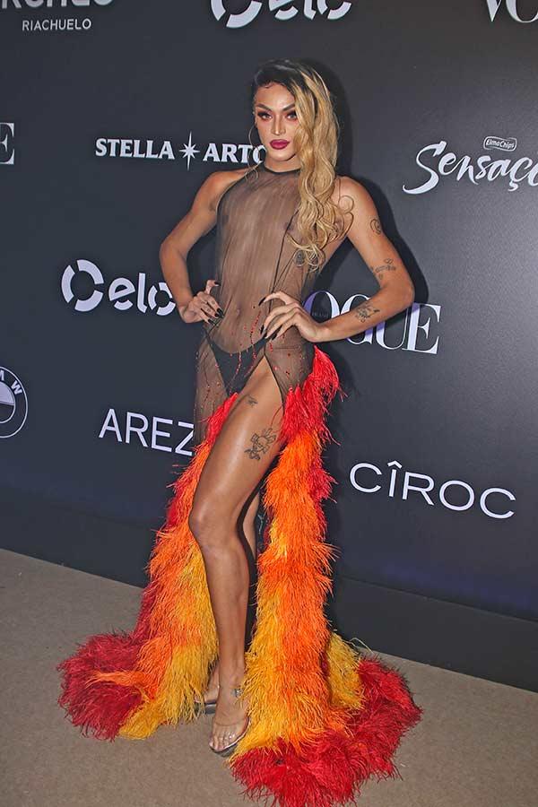 Pablo Vittar 1 - Fotos Baile da Vogue