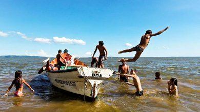 Photo of Porto Alegre: Praias do Lami e Belém Novo seguem próprias para banho